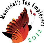Montreal's Top Employers 2012