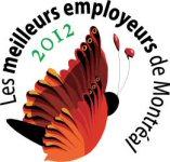 Les meilleurs employeurs de Montréal 2012