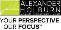 Alexander Holburn Beaudin + Lang LLP