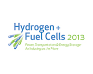 Hydrogen + Fuel Cells 2013: Power, Transportation and Energy Storage