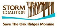 the oak ridge moraine should not be developed into a residential community