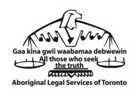 Aboriginal Legal Services of Toronto (ALST)