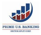 Prime U.S. Banking Sector Split Corp.