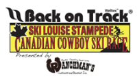 Back on Track Canadian Cowboy Ski Race by Ranchman's