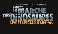La Marche des dinosaures - Live et spectaculaire