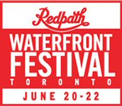 Redpath Waterfront Festival Toronto