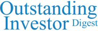 Outstanding Investor Digest