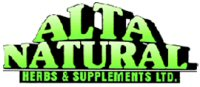 Alta Natural Herbs & Supplements Ltd.