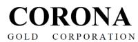 Corona Gold Corporation