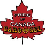 The Pride of Canada Carousel