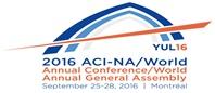 2016 ACI-NA World Conference & Exhibition