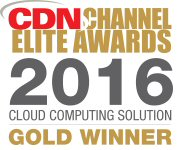 2016 CDN Channel Elite Award for Best Cloud Computing Solution