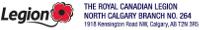 The Royal Canadian Legion, North Calgary Branch No. 264
